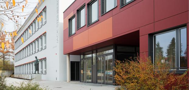 Gymnasium Bad Kissingen